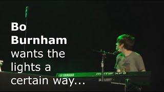 Download Bo Burnham wants the lights a certain way... Video