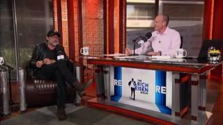 """Download Jeffrey Dean Morgan of AMC's """"The Walking Dead"""" on His Seahawks Fandom - 10/25/16 Video"""
