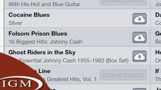 Download iTunes in the iCloud Demo - Download your iTunes songs from iCloud (First Look) Video