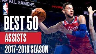 Download Best 50 Assists of the 2018 NBA Regular Season Video