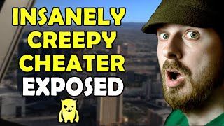Download Insanely Creepy Cheater EXPOSED - Ownage Pranks Video