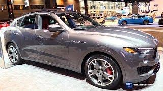Download 2017 Maserati Levante S - Exterior and Interior Walkaround - 2017 Chicago Auto Show Video