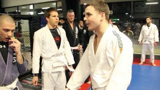 Download What Happens When A Black Belt Pretends To Be A White Belt Video