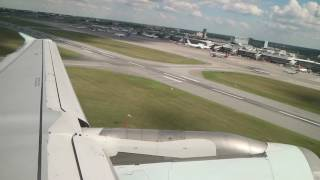 Download Montreal-Trudeau :: Air Canada Airbus A320 take off Video