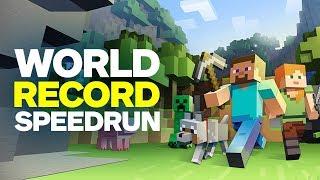 Download Minecraft Speedrunning Is Very Weird, but Interesting Video