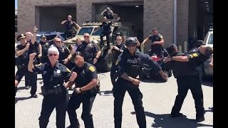 Download Police Department Lip Sync Battle - Cops Do Uptown Funk by Bruno Mars Video