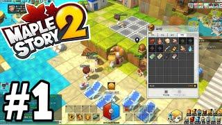Download Let's Play MapleStory 2 ep.1 : It Begins! Video