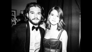 Download Try Not to Melt Over Kit Harington Describing the Exact Moment He Fell in Love With Rose Leslie Video