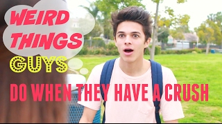 Download Weird Things Guys Do When They Have a Crush | Brent Rivera Video