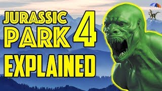 Download The Crazy Jurassic Park Sequel That Was Never Made Video
