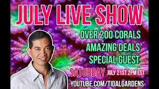 Download Tidal Gardens July 2018 Live Show Video