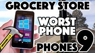 Download Bored Smashing - GROCERY STORE PHONES! Episode 9 Video