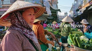 Download Vietnam || Ea Kar Market || Dak Lak Province Video