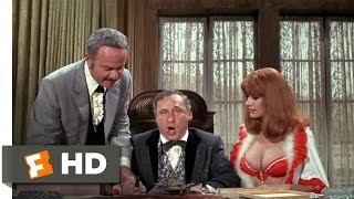 Download Blazing Saddles (3/10) Movie CLIP - Harrumphing with the Governor (1974) HD Video