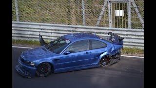 Download heavy Crash, Nürburgring, die Tage nach Carfreitag 22.04.19 Fuchsröhre Video
