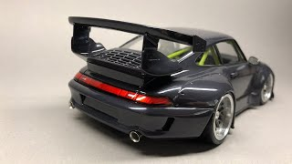 Download Tamiya/Scaleproduction: RWB Porsche 911 993 Full Build Step by Step Video