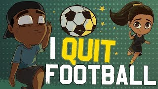 Download I Quit Football feat. Brimstone Video