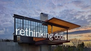 Download Rethinking doors (a visual essay of architectural possibility) Video