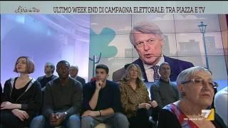 Download L'aria che tira - Ultimo weekend di campagna elettorale: tra piazza e TV (Puntata 28/11/2016) Video