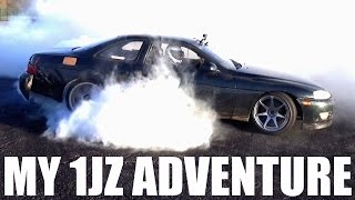 Download 🐒 COME DRIFTING WITH ME - MY TOYOTA SOARER SC300 1JZ Video