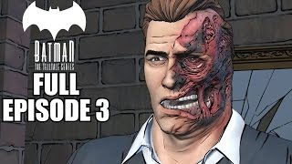 Download Telltale Batman Full Episode 3 - New World Order Gameplay Walkthrough PC 1080P 60fps Video