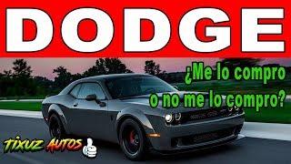 Download Dodge; ¿Me lo compro, o no me lo compro? I Tixuz Autos Video