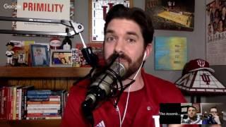 Download IU-Penn State Postgame Show (1/18/17) Video