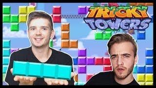Download ZNÁSILŇUJI ARTIXE V TETRISU!! - Tricky Towers Video