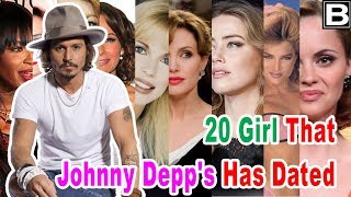 Download 20 Girl That Johnny Depp's Has Dated Video