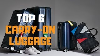 Download Best Carry-On Luggage in 2019 - Top 6 Carry-On Luggage Review Video