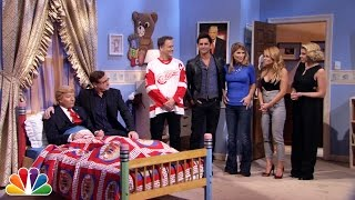 Download ″Fuller House″ Cast Has Heart-to-Heart with Donald Trump (Jimmy Fallon) Video