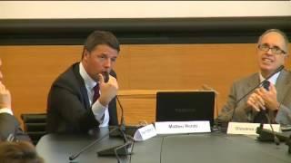 Download Il Presidente Renzi al Politecnico di Milano (03/11/2016) Video