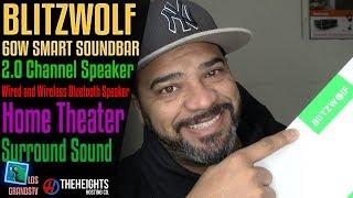 Download BlitzWolf 60W Smart Soundbar 🔊 : LGTV Review Video