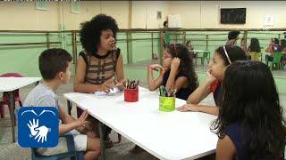 Download Projeto de extensão leva o espanhol a estudantes de ensino fundamental em Fortaleza Video