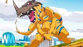 Download Top 10 Digimon Battles Video