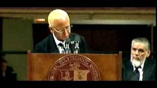 Download Nikki Giovanni: ″We Are Virginia Tech!″ Video