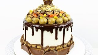 Download Reese's Overload Cake I CHELSWEETS Video