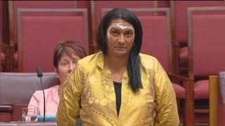Download First Indigenous female Senator's emotional speech Video
