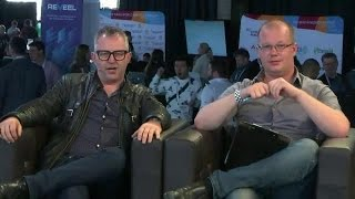 Download Startup Alley Showcase with Mike Butcher and Alex Wilhelm Video