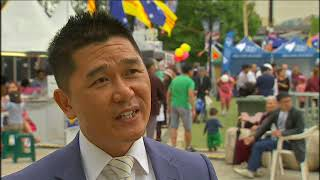 Download 40 years on, Vietnamese community says thank you, Australia Video