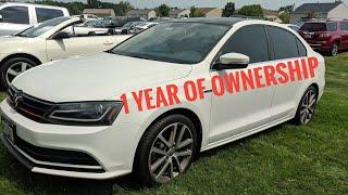 Download Volkswagen Turbo Diesel TDI One Year Ownership Review   2015 Jetta TDI Video