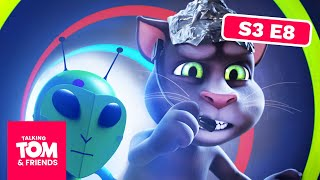 Download The Galactic Friends - Talking Tom and Friends | Season 3 Episode 8 Video