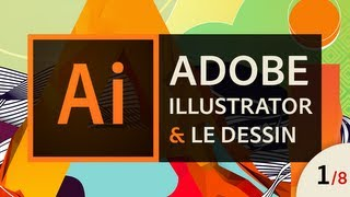 Download Adobe Illustrator - Apprendre à dessiner (1/8) - La plume Video