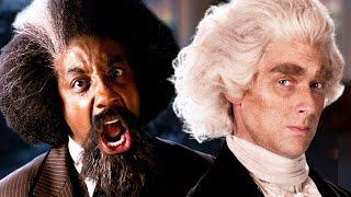 Download Frederick Douglass vs Thomas Jefferson. Epic Rap Battles of History - Season 5 Video