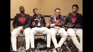 Download Duke's Top Recruiting Class dishes on expectations for next year Video