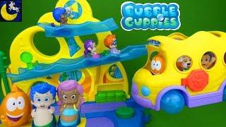 RARE Bubble Guppies Clambulance Rescue Copter Check Up