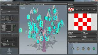 Download SpeedTree Tutorial: Using Custom Images and Meshes in the Modeler Video