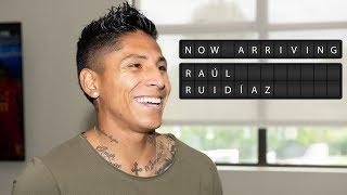 Download Now Arriving: Raúl Ruidíaz joins Seattle Sounders FC Video