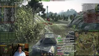 Download World of Tanks CZ - Záznam ze streamu 2.9.2015 Video