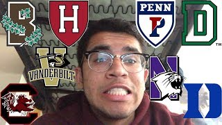 Download DID I GET IN? | 2018 IVY/T20 COLLEGE DECISION REACTIONS+WHERE I'M GOING | Harvard, Brown, Duke, etc. Video